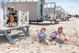 Haagse Strandhuisjes